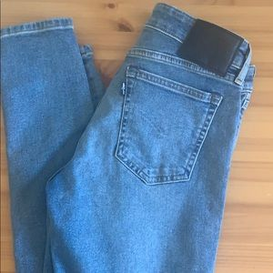 Levi's 711 Japanese Skinny Jeans